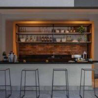 Forma Butantã - Área de lazer: Perspectiva bar