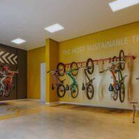 Forma Butantã - Perspectiva bicicletário