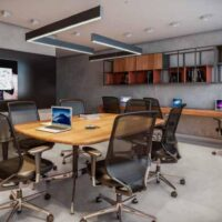 Forma Butantã - Área de lazer: Perspectiva co working