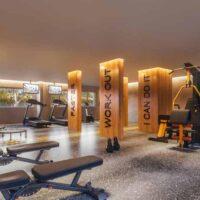 Forma Butantã - Área de lazer: Perspectiva fitness