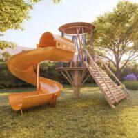 Forma Butantã - Área de lazer: Perspectiva playground
