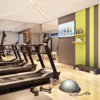 Memory Anália Franco - Área de lazer: Perspectiva fitness