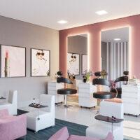 Parque Imperial Residencial Clube - Área de lazer: Perspectiva espaço mulher