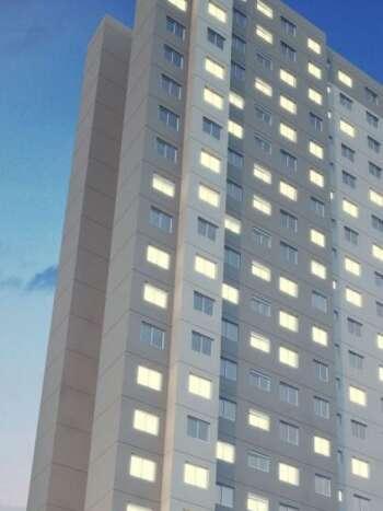 Plano Jacú Pêssego - Perspectiva detalhe fachada