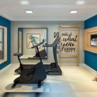 Plano Reserva Casa Verde - Área de lazer: Perspectiva fitness
