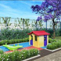 Plano Penha - Área de lazer: Perspectiva playground