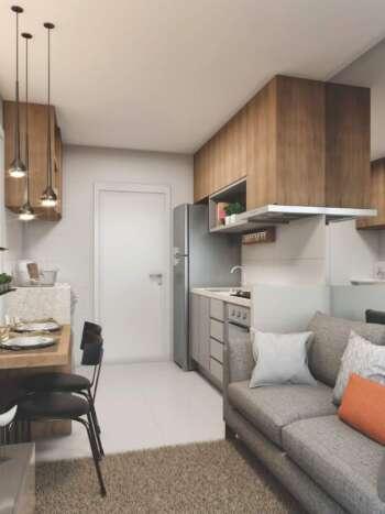 Plano Reserva Casa Verde - Perspectiva living