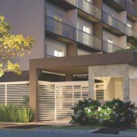 Plano Reserva Casa Verde - Perspectiva portaria