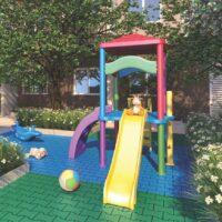 Plano Reserva Casa Verde - Área de lazer: Perspectiva playground