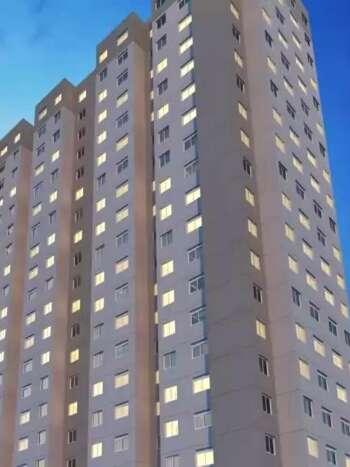 Plano Sacomã - Perspectiva fachada