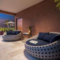 Fit Casa Alto do Ipiranga - Lounge Externo