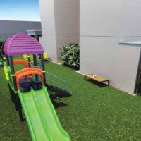Casa Fit Brás - Área de lazer: Perspectiva playground