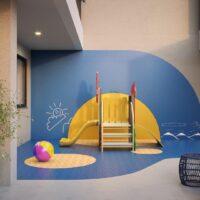 Art Nações Unidas - Playground