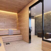 Art Nações Unidas - Sauna