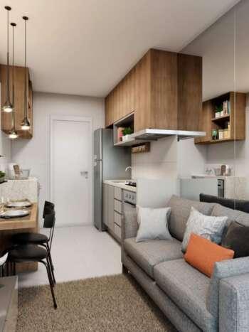 Plano & Mooca - Perspectiva - 1 dormitório