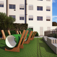 Vivaz Santo Amaro - Playground