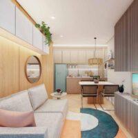 Bueno Ipiranga - Perspectiva 36m² - 2 dormitórios