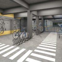 SP Life Cambuci - Bicicletário