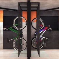 Viva Benx Nações Unidas - Bicicletário