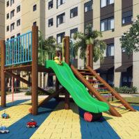 Viva Benx Nações Unidas - Playground