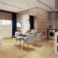 Viva Benx Tatuapé - Perspectiva 34m² - 2 dormitórios