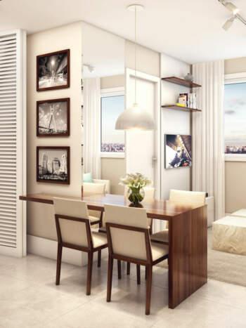 Viva Benx Vila Mascote - Perspectiva 34m² - 2 dormitórios