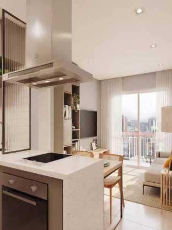 Bracon Ipiranga - Perspectiva 36m² - 2 Dormitórios