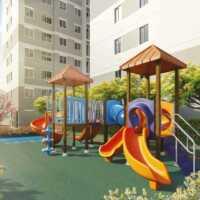 Meu Mundo Estação Mooca - Playground
