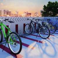 Influence Ipiranga - Bicicletário