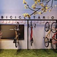 Zoom Santa Cecilia - Bicicletário