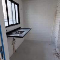 Residencial Manzoni - Foto da obra, Cozinha