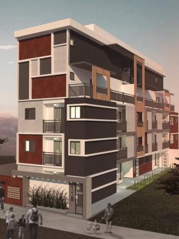 Residencial Manzoni - Fachada