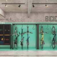 Viva Benx Estilo Pompeia - Bicicletario