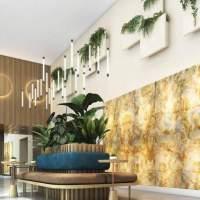 Viva Benx Estilo Pompeia - Lobby Residencial