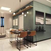 Viva Benx Estilo Pompeia - Perspectiva Living 45m²