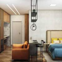 Viva Benx Estilo Pompeia - Perspectiva Studio 24m² Nao Residencial