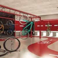 KZ Vision Freguesia do Ó - Bicicletário
