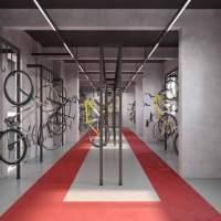 Mérito Sabará - Bicicletário