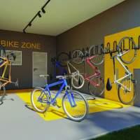Mundo Apto Vila Matilde - Bicicletário