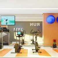 Mundo Apto Vila Matilde - Fitness