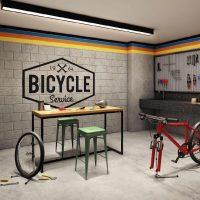 Aroeira Alto do Jardim Econ - Oficina de bike
