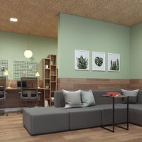 Dez Celeste - Home office