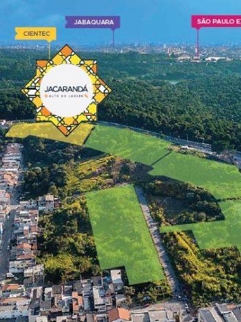Jacarandá Alto do Jardim Econ - Foto Aérea