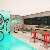 Jacarandá Alto do Jardim Econ - Oficina bike