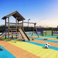 Jacarandá Alto do Jardim Econ - Playground