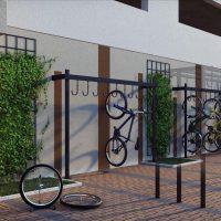 Sppace Jardim Botânico - Bicicletário