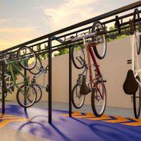 Vivaz Prime Rio Bonito - Bicicletário