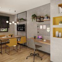Mérito Vila Maria - Home office
