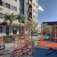 Mérito Vila Maria - Playground